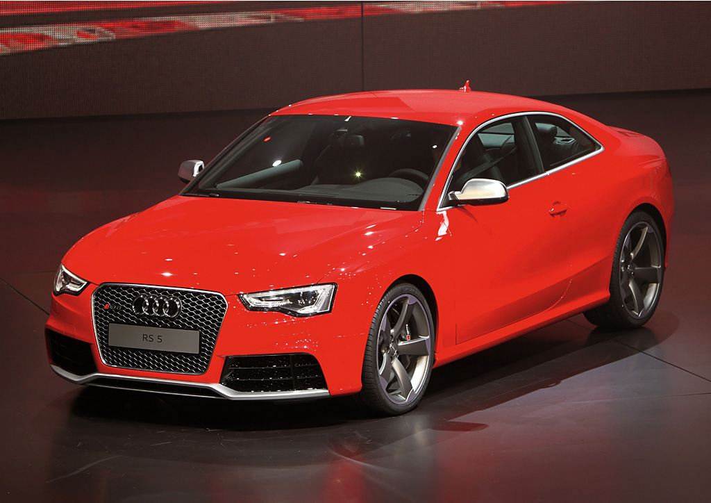 2012 Audi RS 5 Coupé Gallery