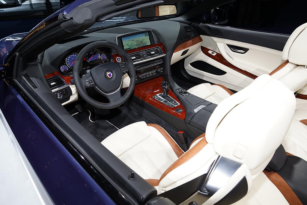 2011 Alpina B6 Bi-Turbo Cabriolet