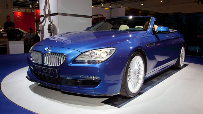 2011 Alpina B6 Bi-Turbo Cabriolet