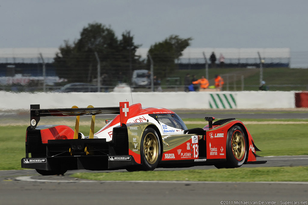 2010 Lola B10/60 LMP1 Coupe Gallery