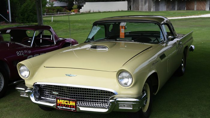 1957 Ford Thunderbird D/F-Code Phase I Gallery