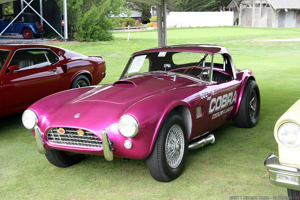 1963 Shelby Cobra 289 'Dragonsnake'