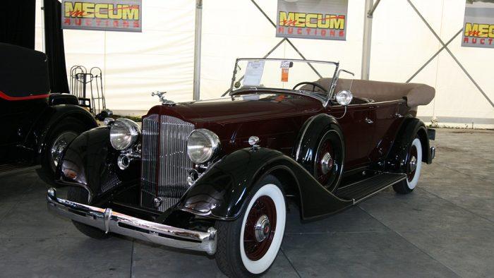1934 Packard Super Eight Model 1104 Gallery