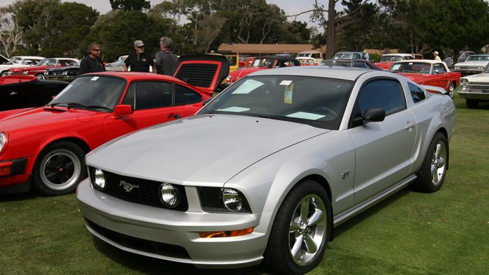 2005 Ford Mustang GT Gallery
