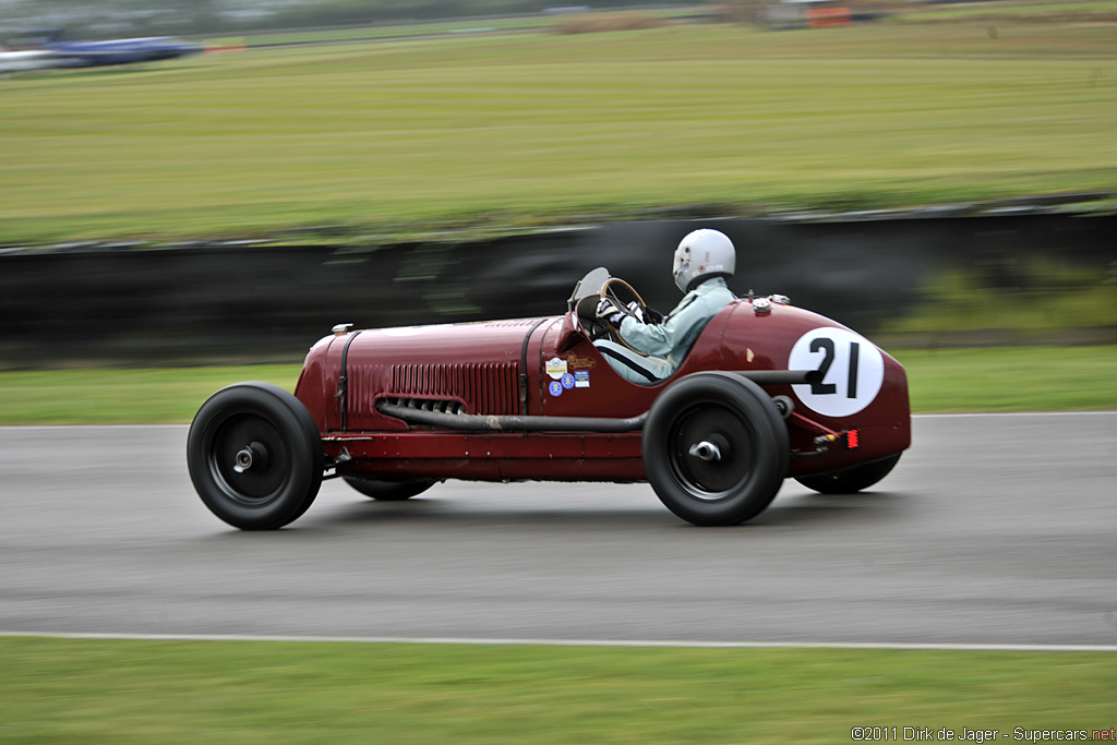1933 Maserati 8CM Gallery