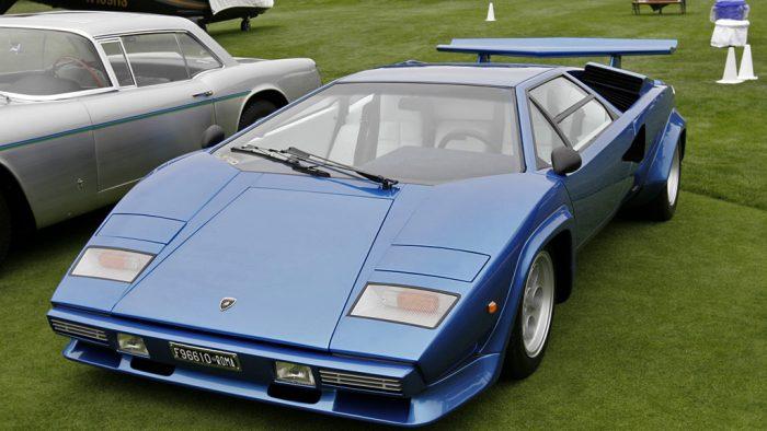 1978 Lamborghini Countach LP400S Gallery