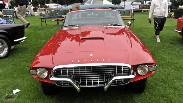 1955 Ferrari 410 Superamerica Series I Gallery