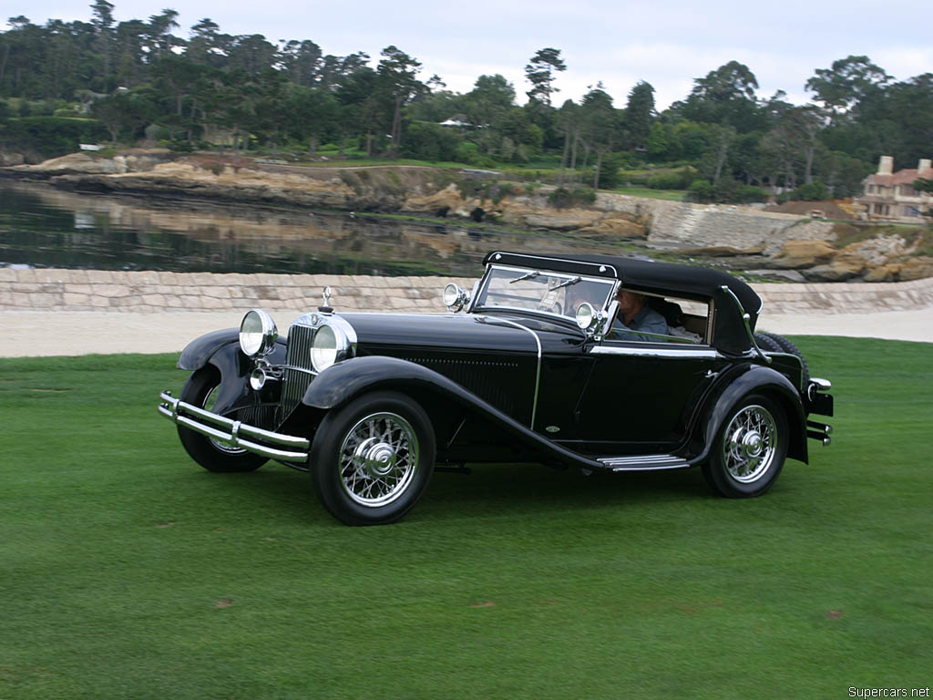 1931 Mercedes Benz 370 S Gallery Gallery Supercars Net