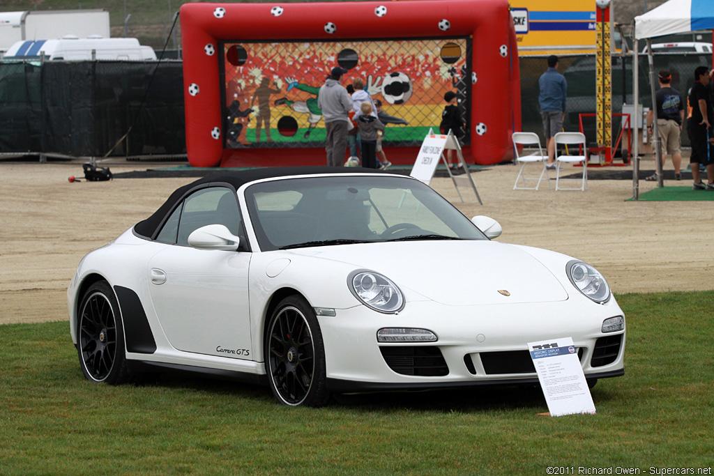 2010 Porsche 911 Carrera GTS Cabriolet