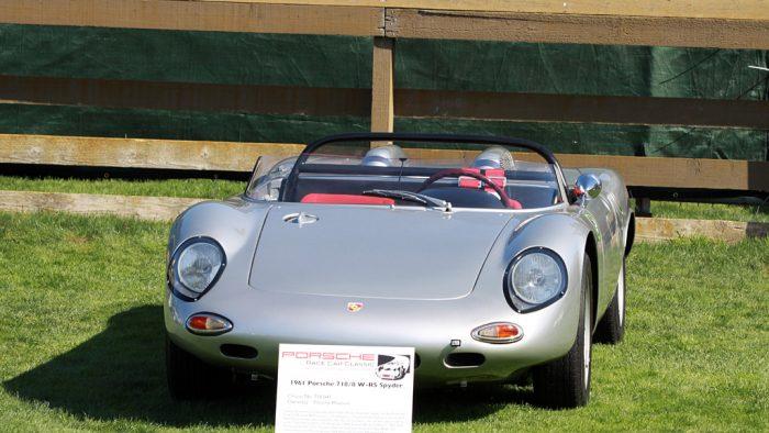 1962 Porsche 718/8 W-RS Spyder Gallery