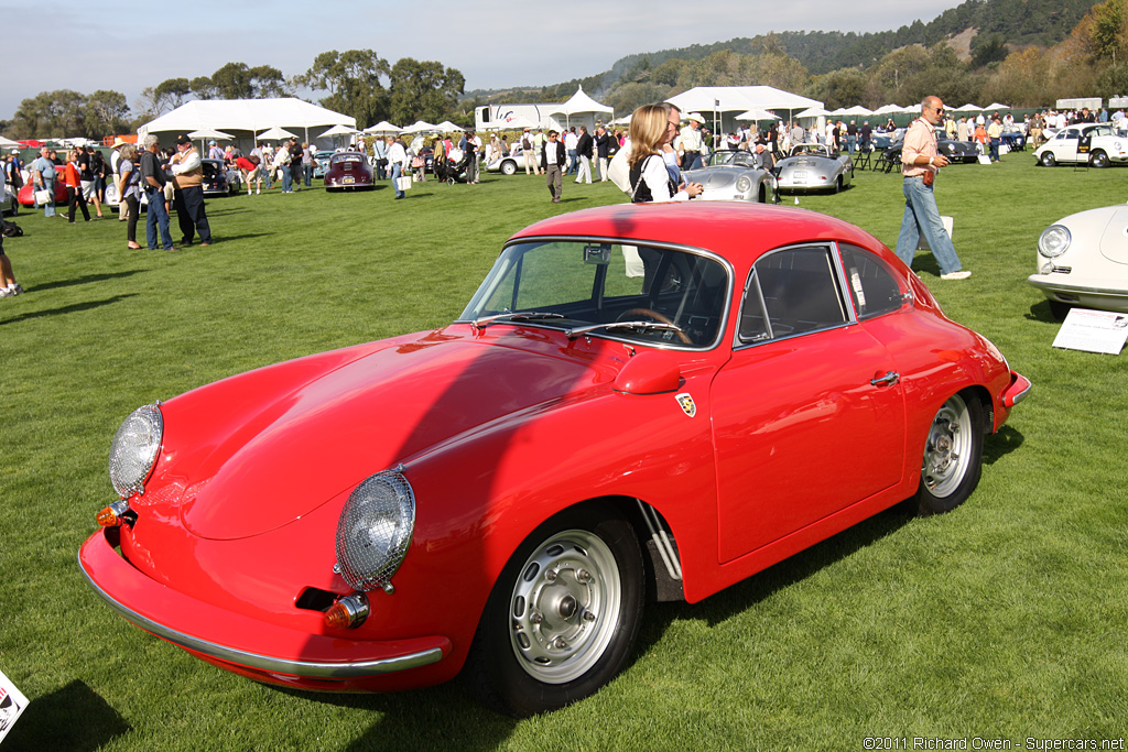 1960 Porsche 356B/1600 Super 90 GT Coupe Gallery