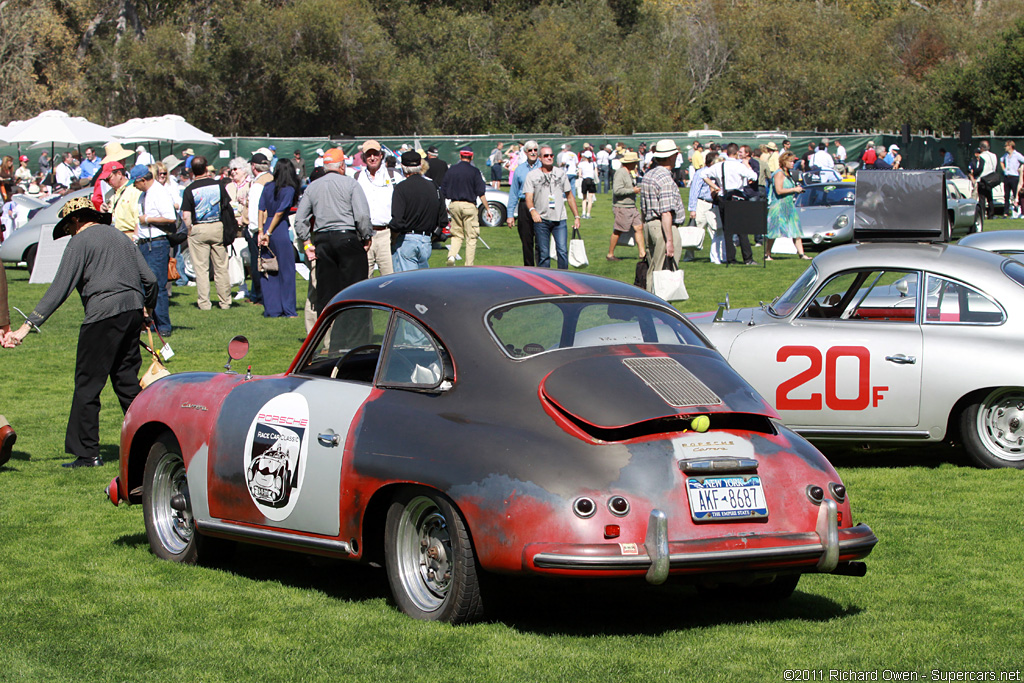 1956 Porsche 356A/1500GS Carrera Coupé Gallery