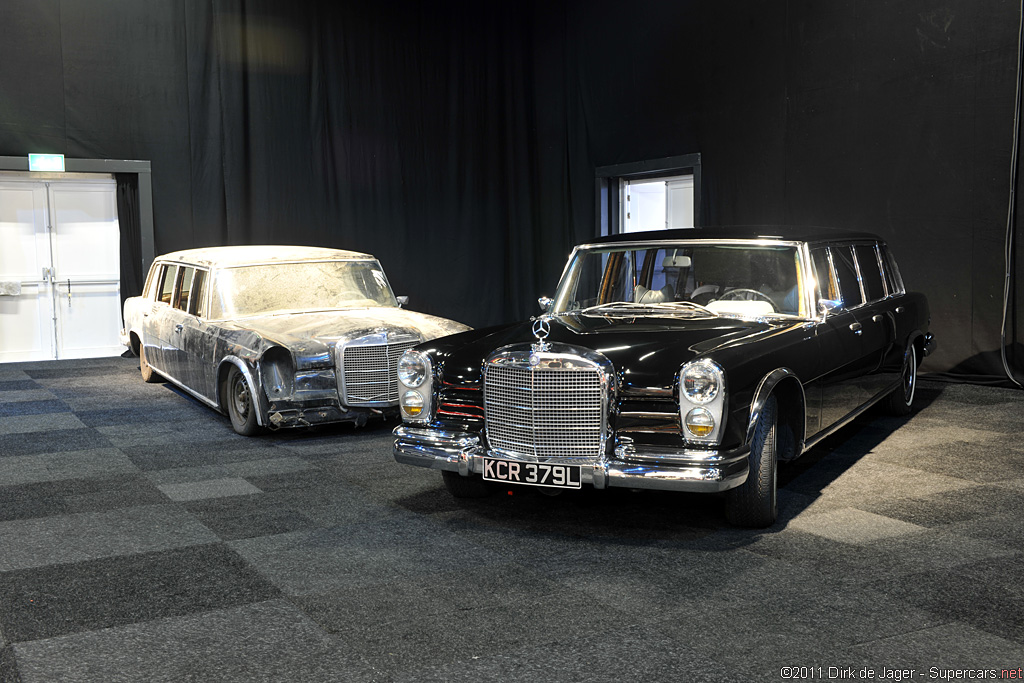 1963 1981 mercedes benz 600 limousine review. Black Bedroom Furniture Sets. Home Design Ideas