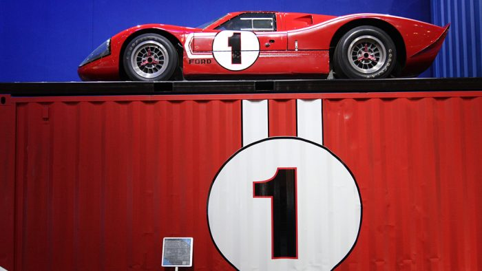 1967 Ford GT40 Mark IV Gallery