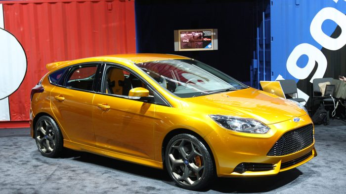 2012 Ford Focus ST Gallery