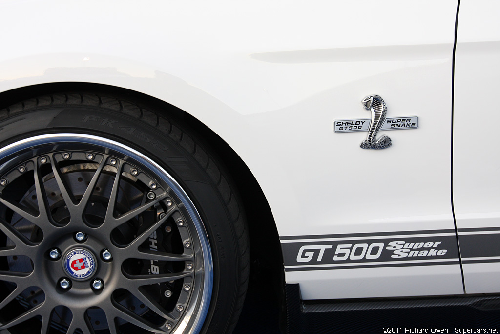 2010 Shelby Mustang GT500 Super Snake Gallery