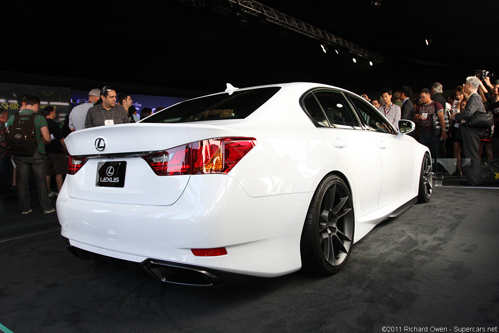 2013 Lexus Project GS F SPORT by Five Axis Gallery