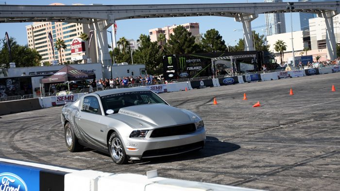 2012 Ford Mustang Cobra Jet Gallery