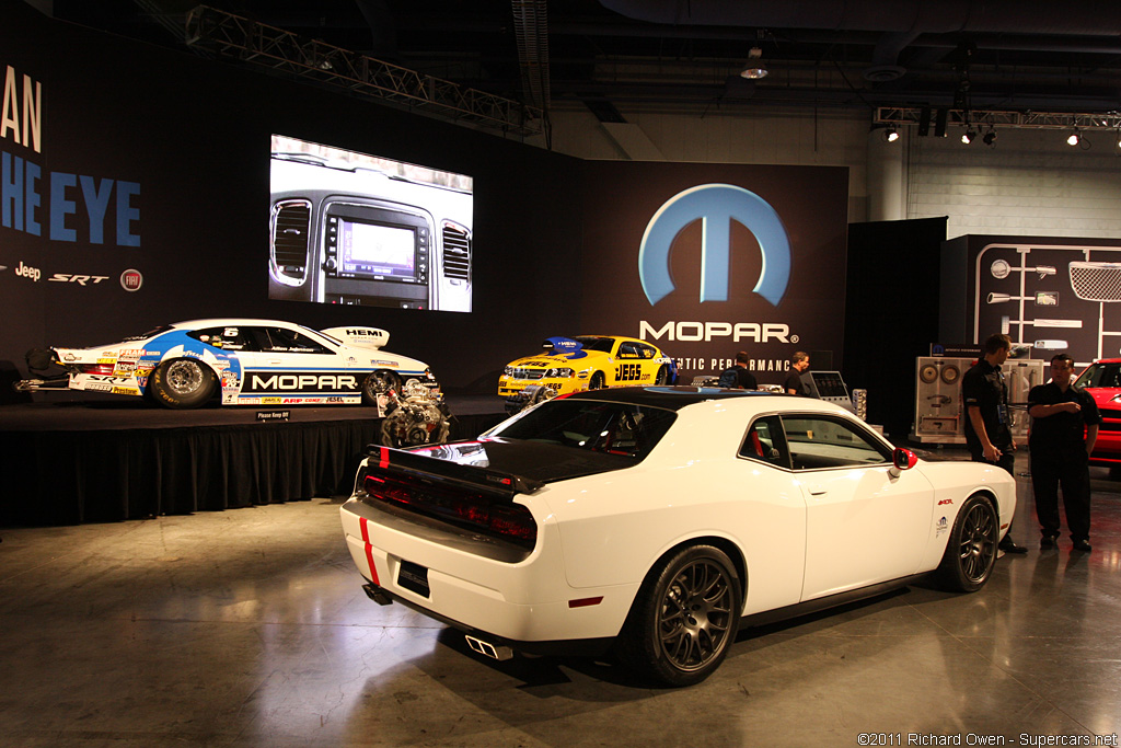 2011 Dodge Challenger SRT8 ACR Gallery
