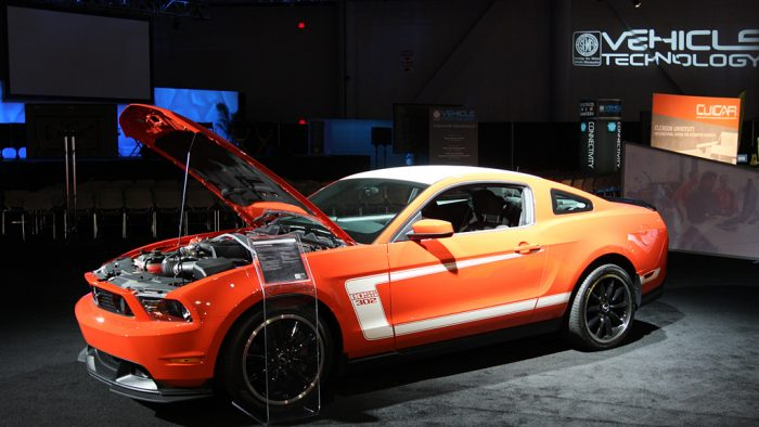 2012 Ford Mustang Boss 302 Gallery