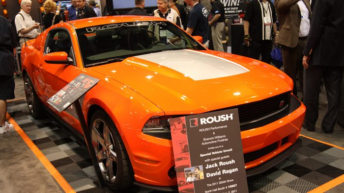 2012 Roush Mustang Stage 3 Premier Edition Gallery