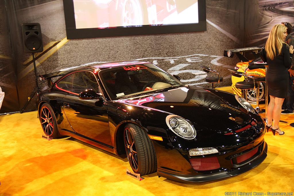 2009 Porsche 911 GT3 Gallery