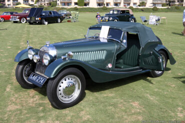 1952 Morgan +4 Dellow Roadster