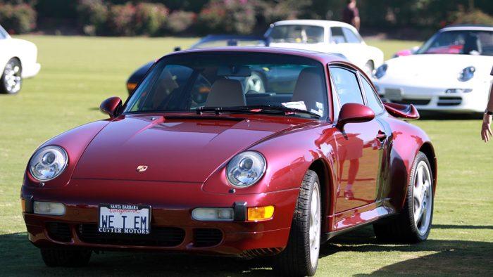 1995 Porsche 911 Turbo Gallery