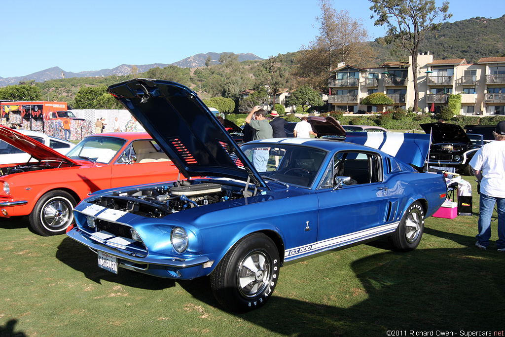 1968 Shelby GT500 Fastback Gallery