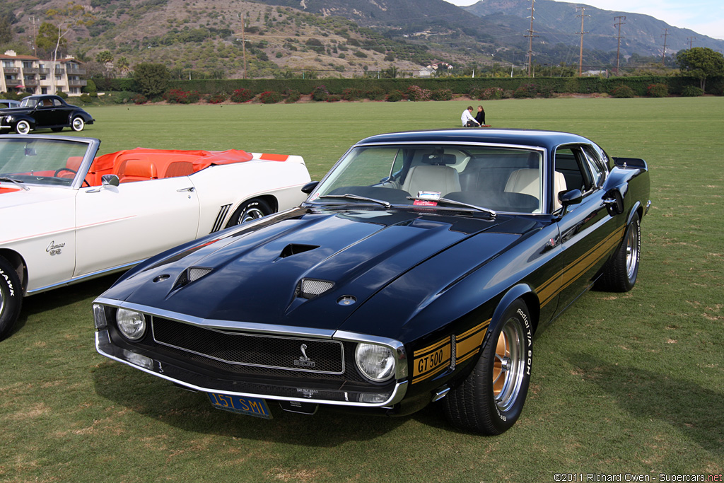 1969 Shelby GT500 Sportsroof Gallery