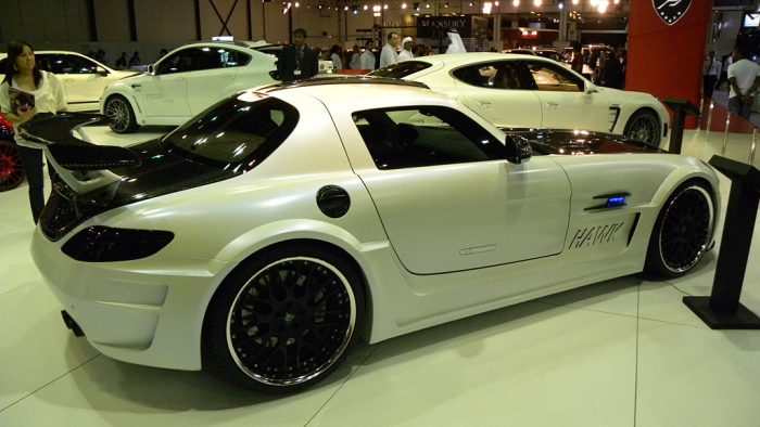 2011 Hamann Hawk Gallery