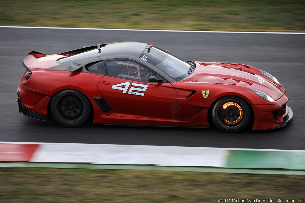 2009 Ferrari 599XX Gallery