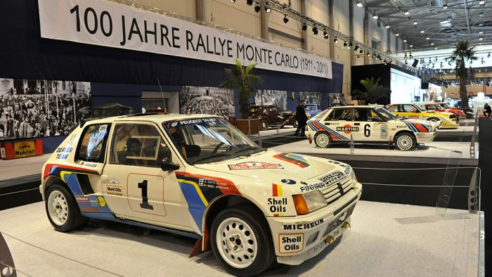 1985 Peugeot 205 T16 Group B Gallery