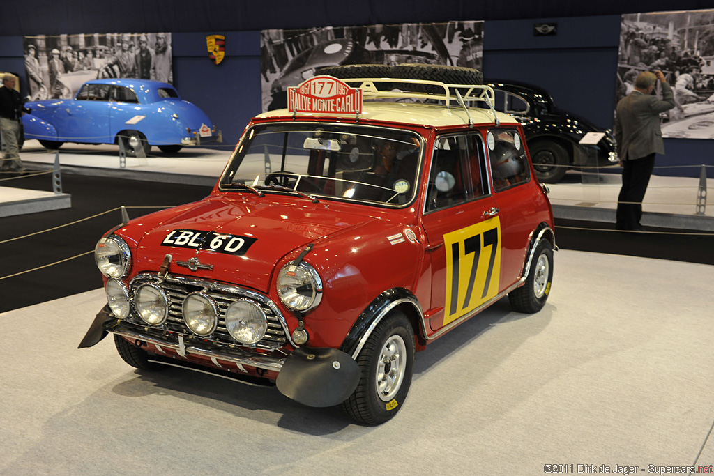 1964 Morris Mini Cooper S Works Rally Gallery
