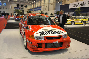 1999 Mitsubishi Lancer Evolution VI Group A