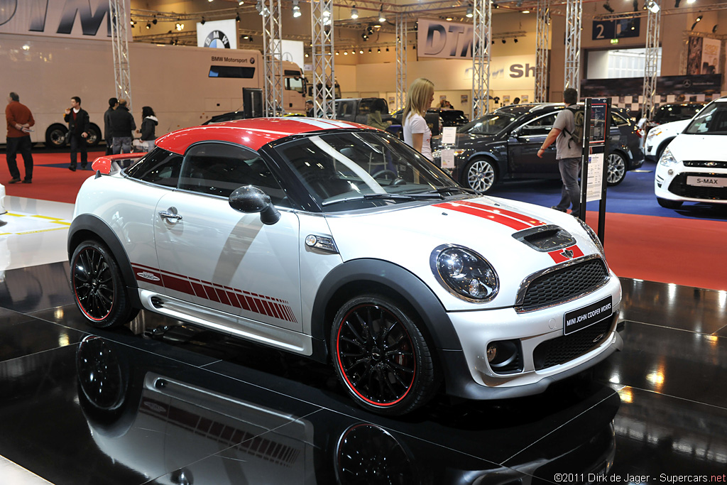 2012 Mini John Cooper Works Coup 233 Review Supercars Net