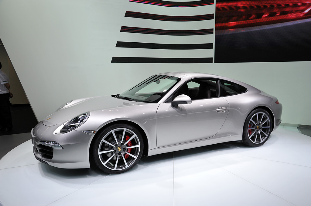 2012 Porsche 911 Carrera S Coupé Gallery