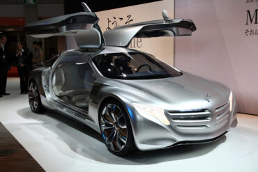 2011 Mercedes-Benz F 125! Gallery