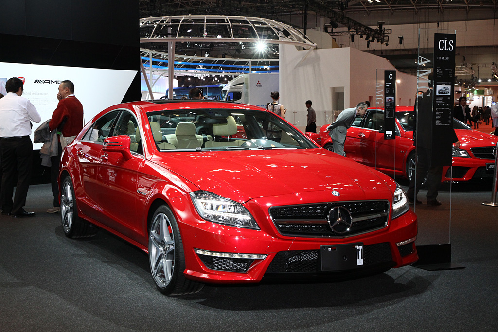 2007 Mercedes-Benz CLS 63 AMG Gallery