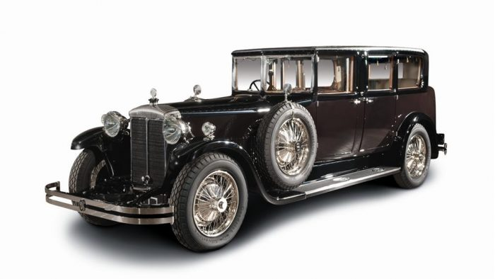 1926 Daimler Double-Six 50 Gallery