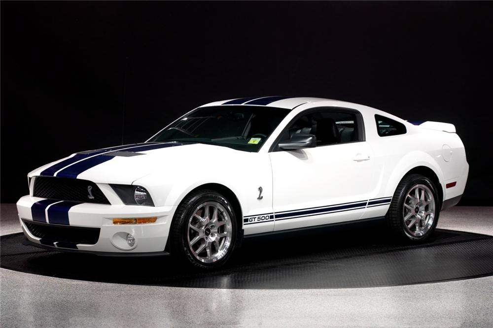 2008 Shelby Mustang GT500 Super Snake Gallery