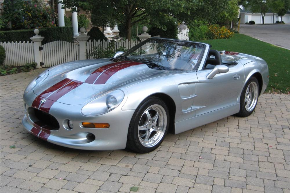 Shelby Series 1 — A Very Good and Historical Car That I Didn't ...