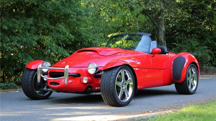 2000 Panoz AIV Roadster