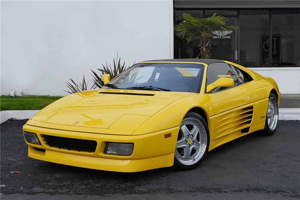 1993 ferrari 348 ts gallery gallery. Black Bedroom Furniture Sets. Home Design Ideas