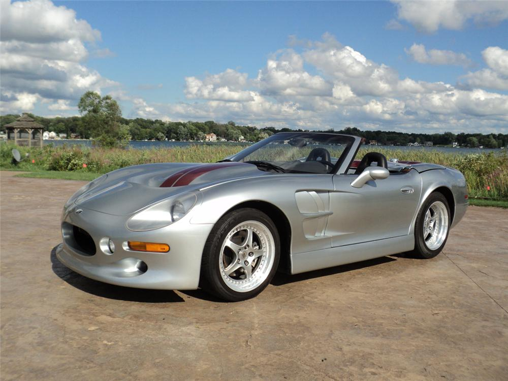 1998 Shelby Series 1 Gallery