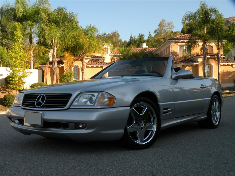 1989 2002 mercedes benz 500 sl review. Black Bedroom Furniture Sets. Home Design Ideas
