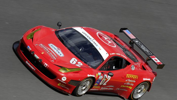 2012 Ferrari 458 Grand Am Gallery