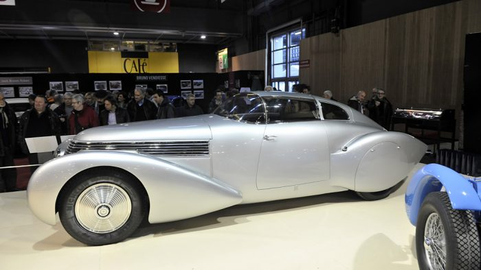 1938 Hispano-Suiza H6C Saoutchik Xenia Coupe Gallery