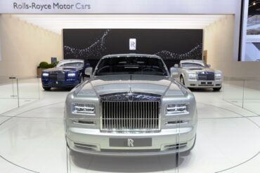 2012 Rolls-Royce Phantom Series II Gallery