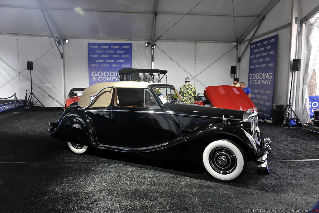 1946→1952 Bentley Mark VI